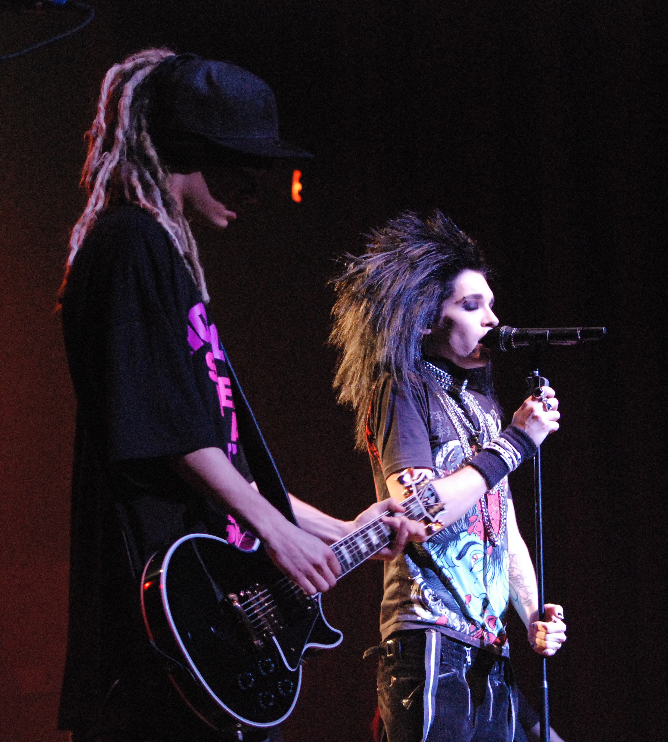 DSC_9583a.jpg - Tokio Hotel - October 26, 2008 - Atlanta, Georgia
