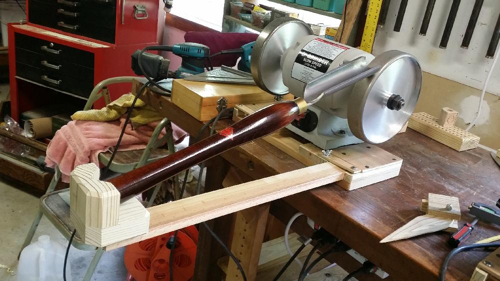 Bench Grinder Tool Rests